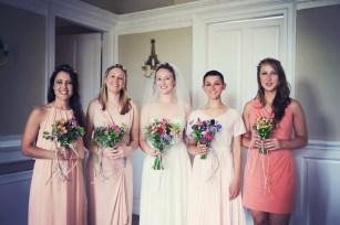 Englich country garden wedding at Kingston Estate Devon photographer 3