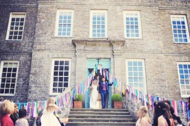 Englich country garden wedding at Kingston Estate Devon photographer 77