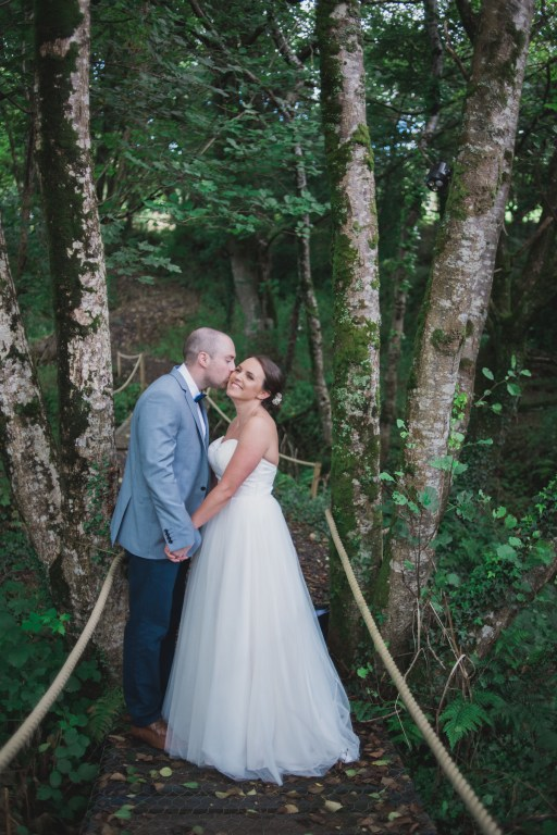 Liberty Pearl Cornish wedding Cornwall photographer Pengenna Manor 2