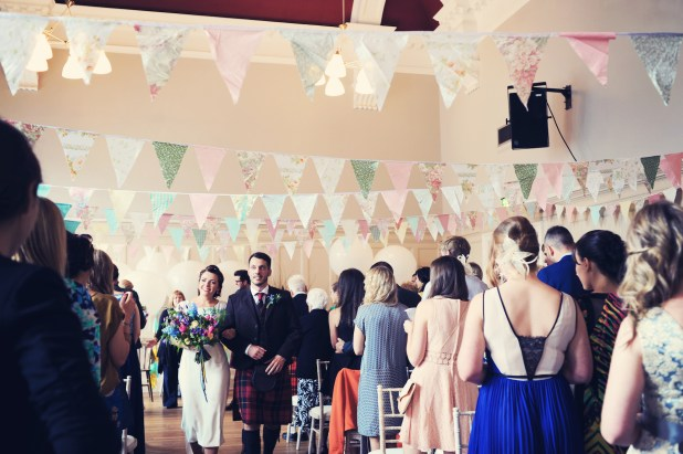 Liberty Pearl natural wedding photographer Edinburgh Scotland Summer Hall 2
