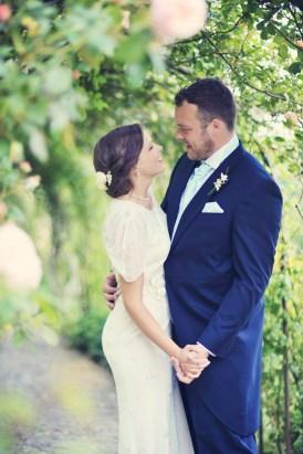 natural wedding photographer Devon Hotel Endsleigh 2