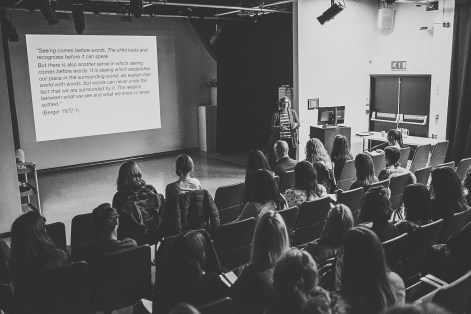 Third women in photography conference plymouth college of art international womens day inspire someone today_
