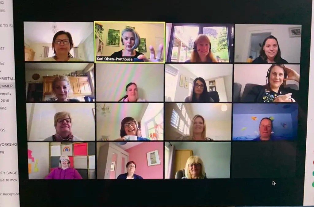 NHS Digital Choir hits the right note for wellbeing.