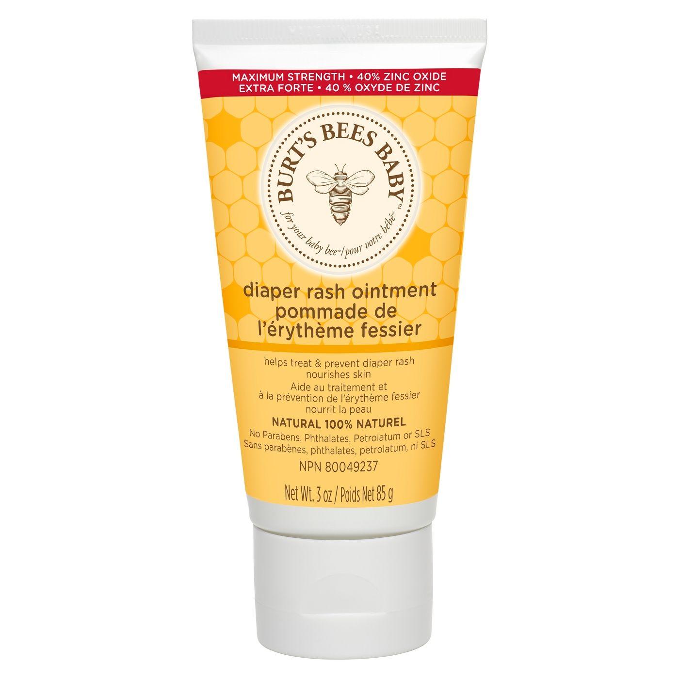 Burt's Bees Baby Bee 100% Natural Diaper Rash Ointment 85g