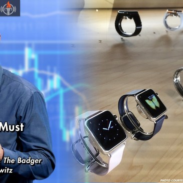 Tim Cook Gambles with Apple Watch Featured