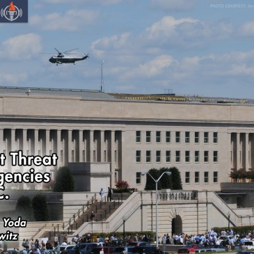 Claim: Federal Agencies Queitly Evacuate DC Due to Terrorist Threat