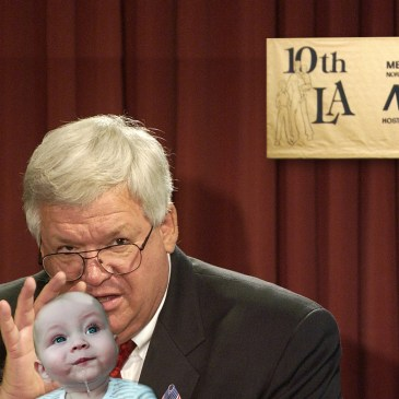 Dennis Hastert Indicted Child Molestor?