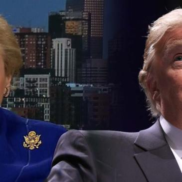 Madeleine Albright Donald Trump Foreign Policy