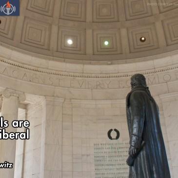 Modern Liberals Not Liberal FEATURED