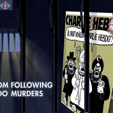 Press Freedom Charlie Hebdo Murders Featured Image