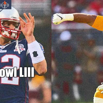 Patriots and Rams meet in Super Bowl 53