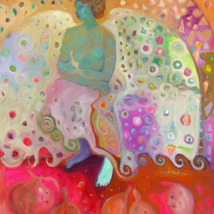 Ultimate Stillness 3'x4′ Oil On Canvas