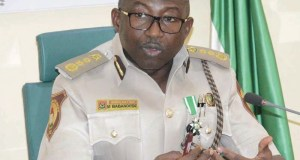 Muhammad Babandede, Comptroller-General Nigeria Immigration Service