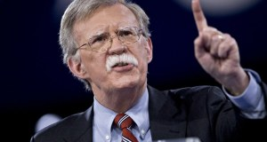 John Bolton, President Donald Trump's Top Foreign Policy Advisor