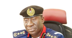 General Abdullahi Gana, Nigeria Security And Civil Defence Corps, NSCDC