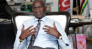 Babatunde Fashola, Minister Power, Works And Housing