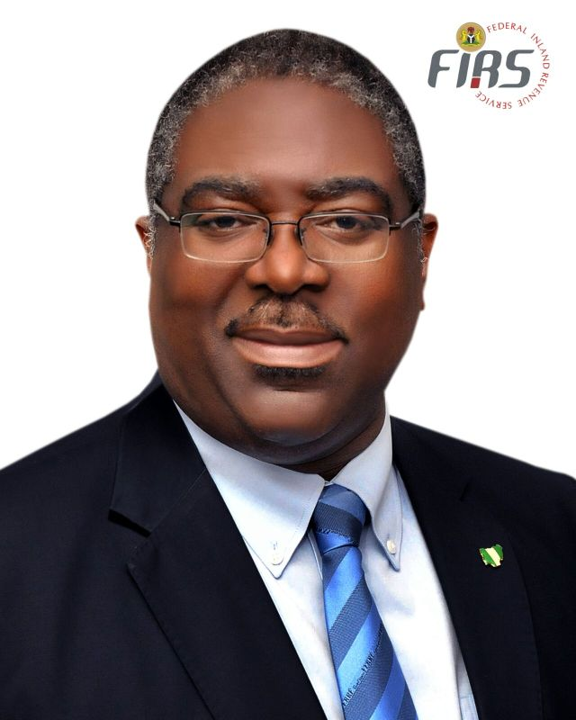 Tunde Fowler, Executive Chairman, Federal Inland Revenue Service, FIRS