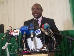 Festus Okoye, National Commissioner, Information And Voter Education, INEC