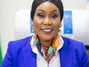 Julie Okah Donli, Director General Of, NAPTIP