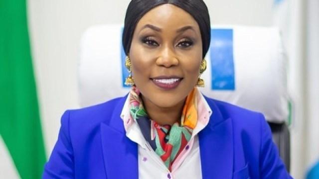 Julie Okah Donli, Director General Of, NAPTIP