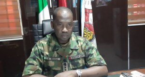 Colonel Sagir Musa, Army Spokesman