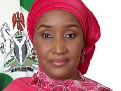 Sadiya Umar-Farouq, Federal Commissioner National Commission For Refugees, Migrants And Internally Displaced Persons