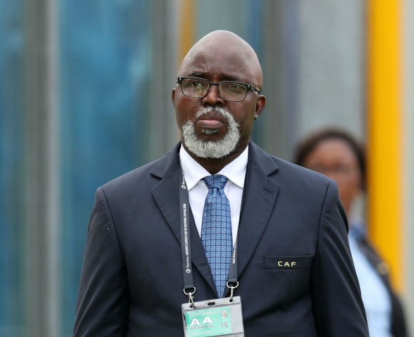 Image result for Court orders arrest of NFF President, Amaju Pinnick