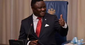 Ben Ayade, Governor Cross River