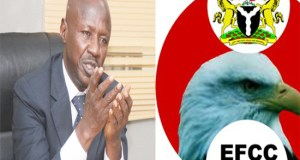 Ibrahim-Magu, Acting Chairman, Economic and Financial Crimes Commission, EFCC