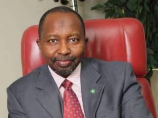 Mohammed Kari, Commissioner for Insurance National Insurance Commission, NAICOM