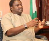 Femi Adesina,President's spokesman,