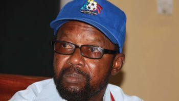 Tunde Disu, former Technical Adviser to  NFA