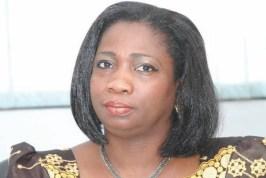 Abike Dabiri , The Special Adviser to The President\i on Diaspora Affairs,