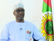 Mele Kyari, Group Managing Director Nigerian National Petroleum Corporation, NNPC