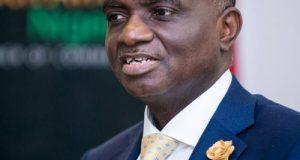 Godwin Adama, Nigeria Consul in Johannesburg South Africa