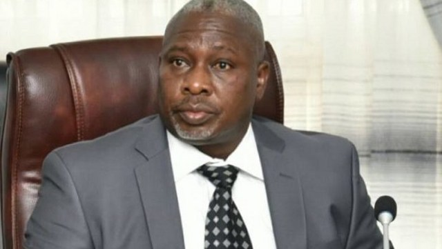 Simon Achuba, kogi State Deputy Governor