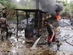 Nigeria Loses 481 Billion Naira To Oil Theft
