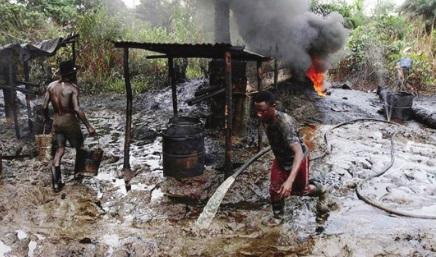 Nigeria Loses 481 Billion Naira To Oil Theft