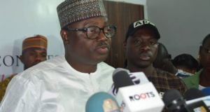Lanre Issa-Onilu, National Publicity Secretary All Progressives Congress, APC
