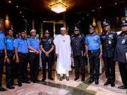 Buhari Resolves IGP/PSC Tussle