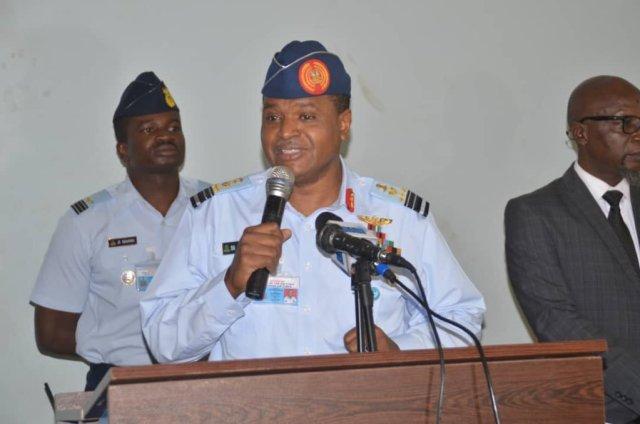 Air Marshal Sadique Abubakar, Chief Of Air Staff