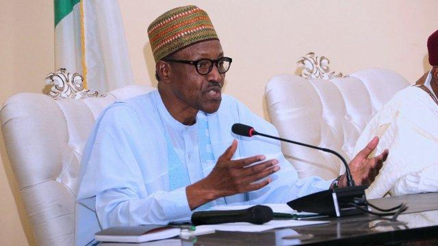 Anti-Graft Fight: Buhari Meets Members Of Advisory C'ttee