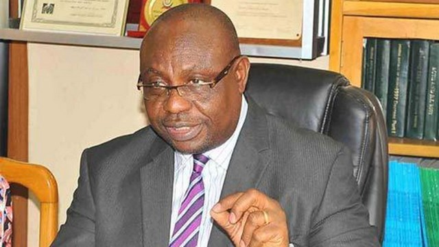 INEC Federal Commissioner in charge of Information and Voter Education, Festus Okoye