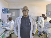 Chikwe Ihekweazu, Director General Nigeria Centre for Disease Control , NCDC