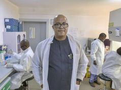 Chikwe Ihekweazu, Director General Nigeria Centre for Disease Control , NCDC