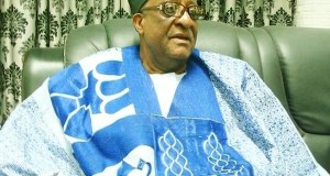 Walid Jibrin, Chairman Board of Trustee, BoT of Peoples Democratic Party, PDP