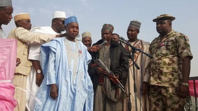Curtailing Attacks: Katsina Government Deploys Tracking Machine To Fight Banditry