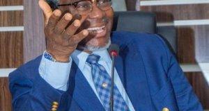 Olamilekan Adegbite, Minister Of Mines And Steel