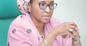 he Minister of Finance, Budget and National Planning Zainab Ahmed