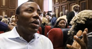 #Revolutionnow: Federal Government Opens Sowore's Trial In Treasonable Felony Charge